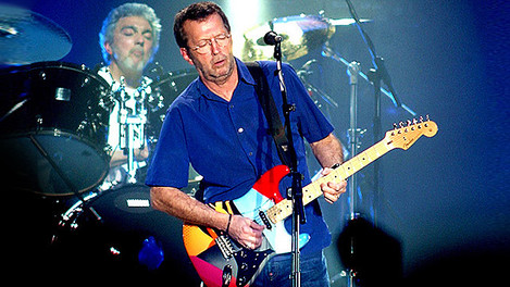 Eric Clapton - My Father's Eyes (Live)