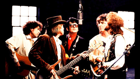 """The Traveling Wilburys - """"Handle With Care"""""""