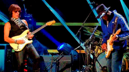 "Jeff Beck and Buddy Guy - ""Mustang Sally"""