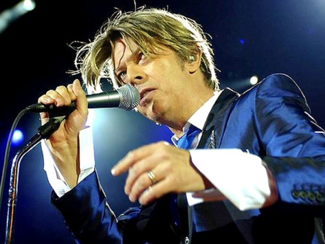 David Bowie - Heroes - Live 2002