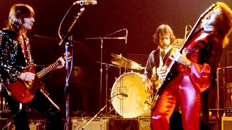 """Foghat - """"I Just Want To Make Love To You"""" - Live 1974"""