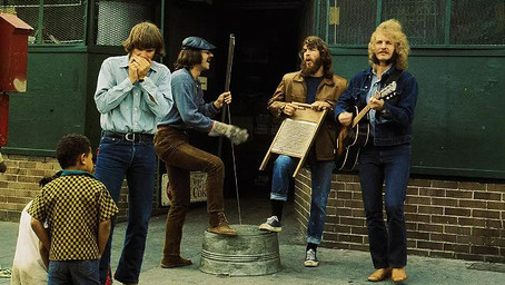 Creedence Clearwater Revival - Down On The Corner - 1969
