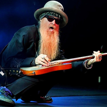 Billy Gibbons (ZZ Top) - Sharp Dressed Man (Live From Daryl's House)