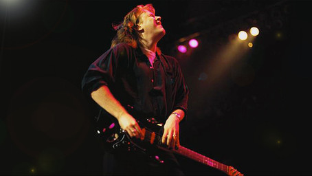 Jeff Healey - 'Roadhouse Blues' - The Official Video For The Doors Song From The Film, 'Road House'