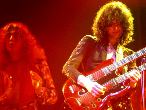 Led Zeppelin - The Song Remains The Same/The Rain Song - Live 1973