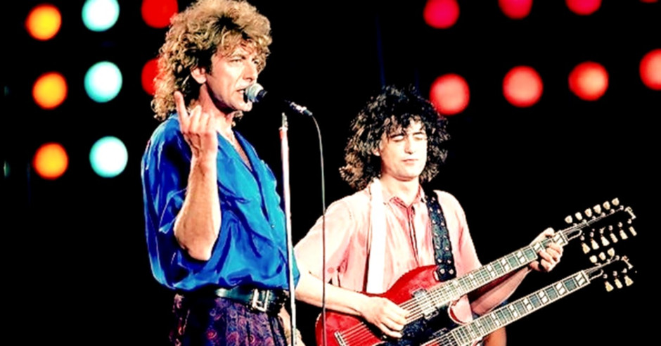 Led Zeppelin - Stairway to Heaven - Live 1985