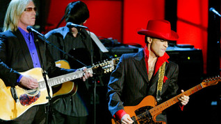 """Tom Petty and Prince - """"While My Guitar Gently Weeps"""" - Live 2004"""