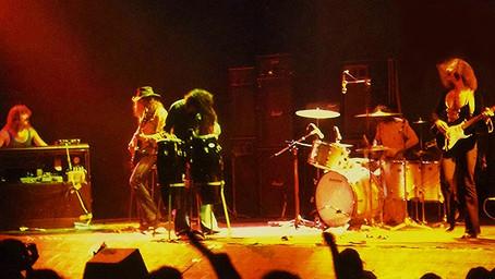 Deep Purple - Space Truckin' - 1972