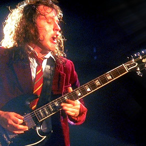 AC/DC - ''Let There Be Rock'' (with Bon Scott)