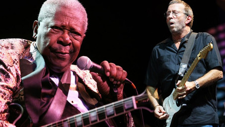 BB King & Eric Clapton - The Thrill Is Gone - Live 2010