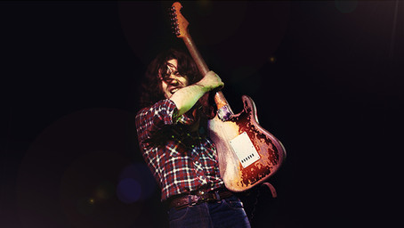 """Rory Gallagher - Tattoo'd Lady (From """"Irish Tour"""" 1974)"""
