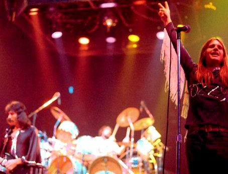 "Black Sabbath - ""War Pigs"""