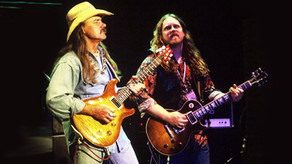The Allman Brothers Band - Blue Sky (Live at Great Woods)