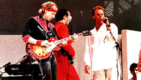 Dire Straits and Sting - Money For Nothing