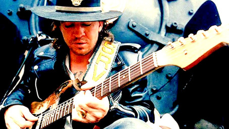 """Stevie Ray Vaughan - """"Little Wing"""" (Awesome Hendrix Cover)"""