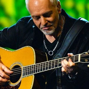Peter Frampton - Baby I Love Your Way (Acoustic Version)