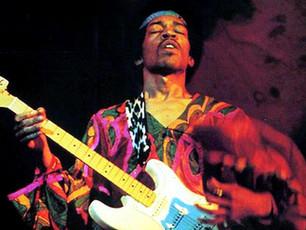 Jimi Hendrix - Purple Haze