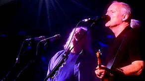 David Gilmour - Shine On You Crazy Diamond (feat. Crosby and Nash)