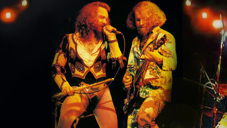 Jethro Tull - Songs From The Wood - Live 1977