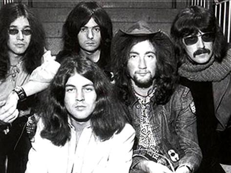 Deep Purple - Black Night (1970 UK TV Performance)