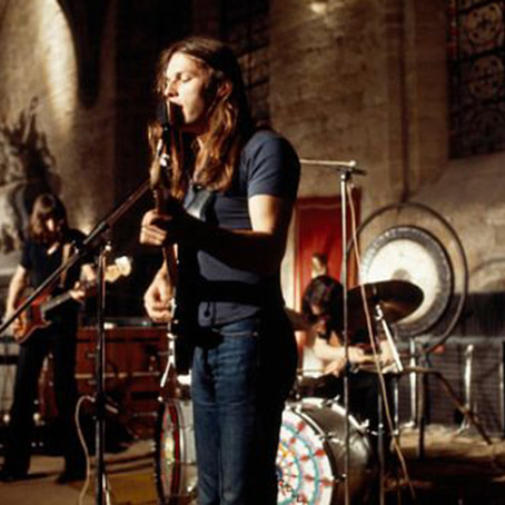 Pink Floyd - Set The Controls For The Heart Of The Sun - (Live in 800 Year Old Church) 1971