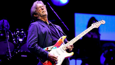 Eric Clapton - Badge - Eric Clapton's Crossroads 2019 (Official Live Video)