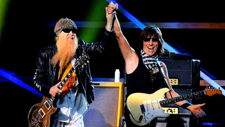 Jeff Beck & Billy Gibbons - Foxy Lady (Hendrix Cover)