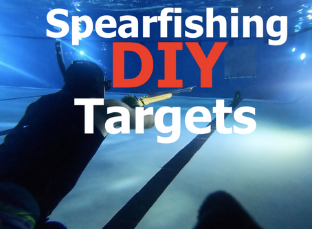 How to Make Spearfishing Targets