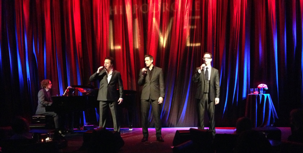 Tenors Un Limited @ The Hippodrome