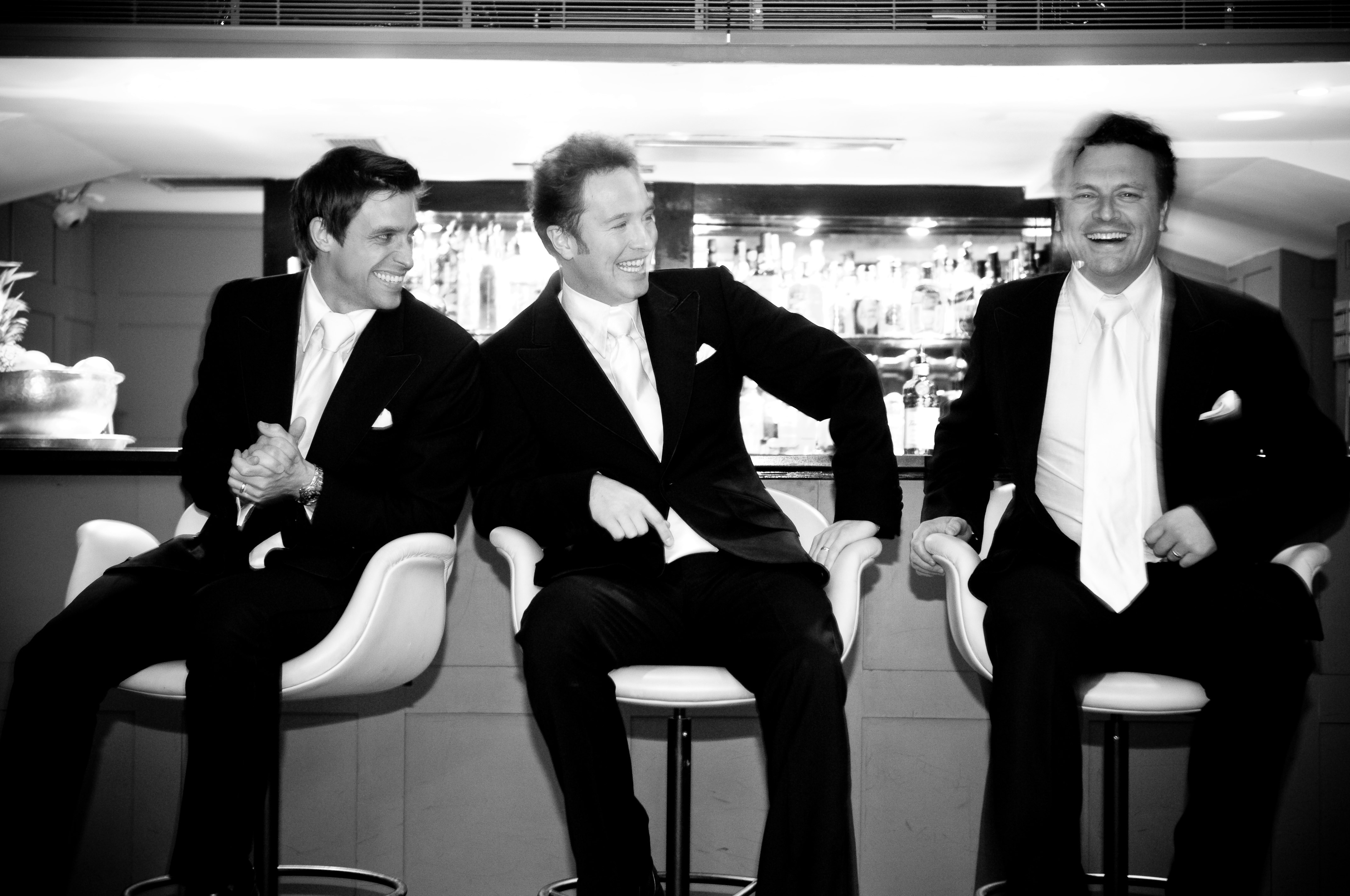 Tenors Un Limited - Opera's Rat Pack