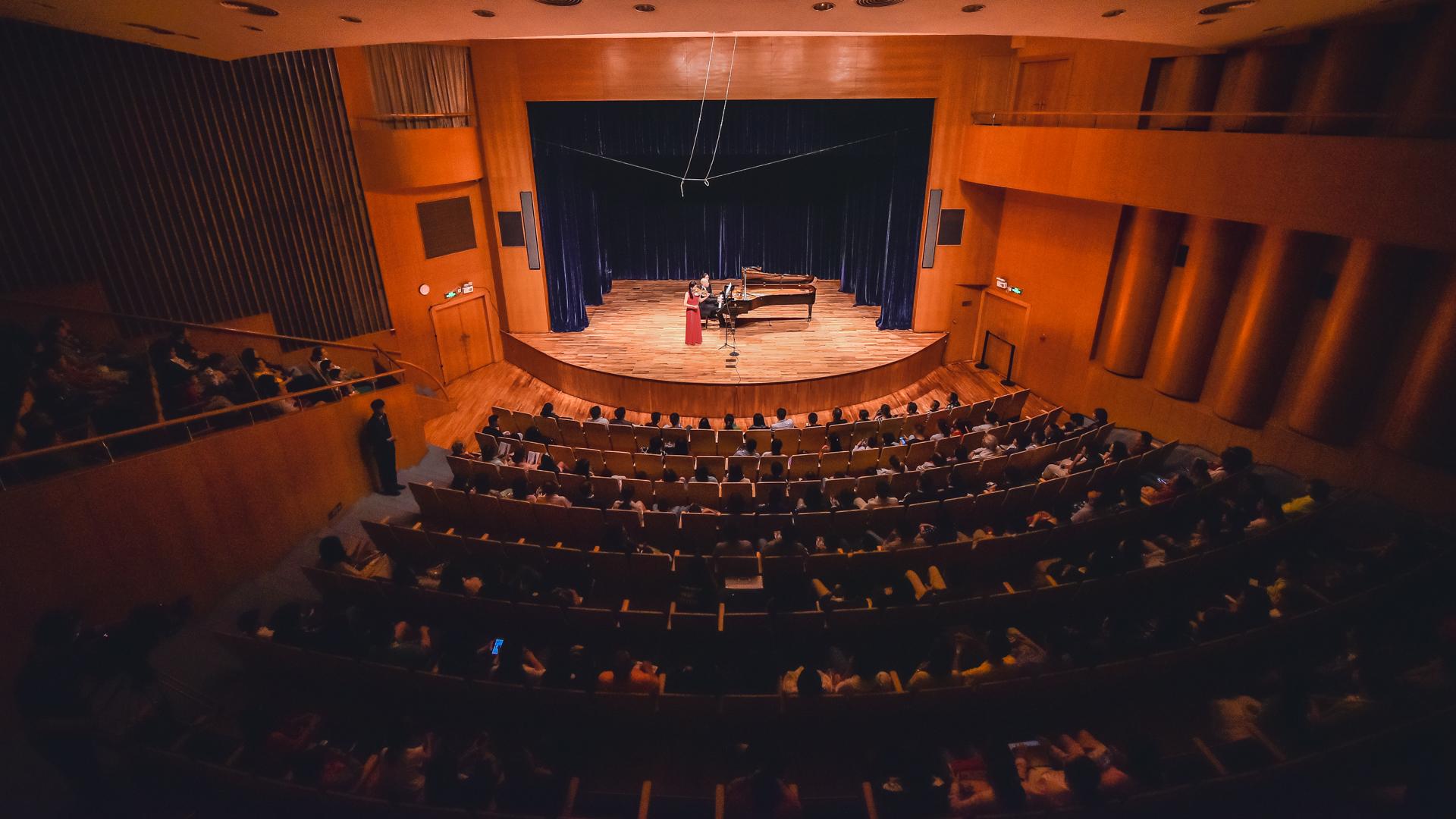 Concert in Guangzhou, China