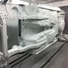 BMW M3 E30 Ganzlackierung