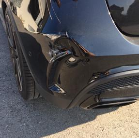 Mercedes AMG Stossstange Hinten Ersetzen