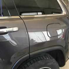 Jeep Cherokee Parkschaden nacher