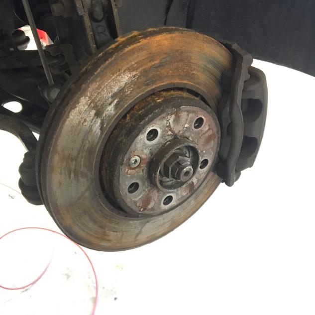 Bremsen Erneuern
