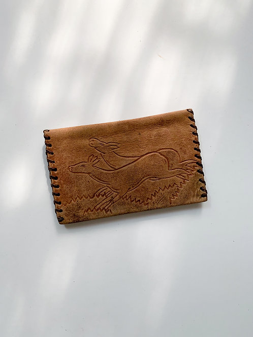 Fauna Leather Wallet