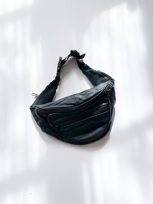Leather Fanny Pack iii