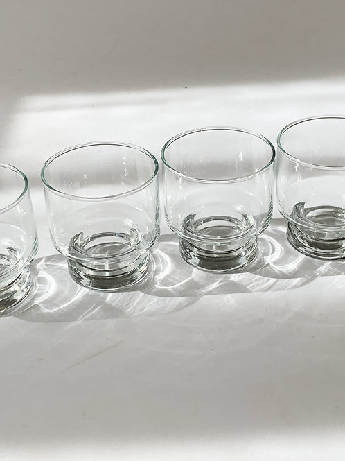Weighted Whiskey Glass Set