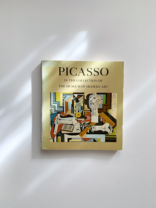 Picasso: In the Collection of the MOMA
