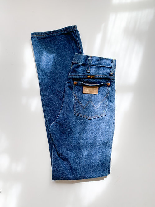 Artists Dark Wash Wranglers | 28w