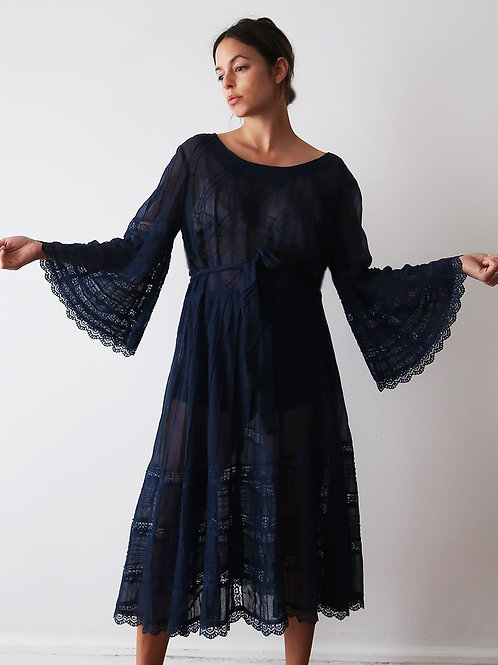 Mexican Lace Dress