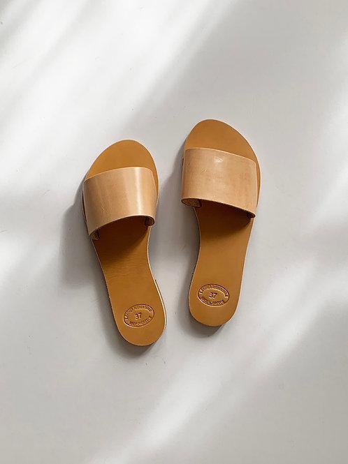 Crete Leather Sandal