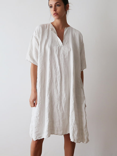 Distressed Antique Nightgown