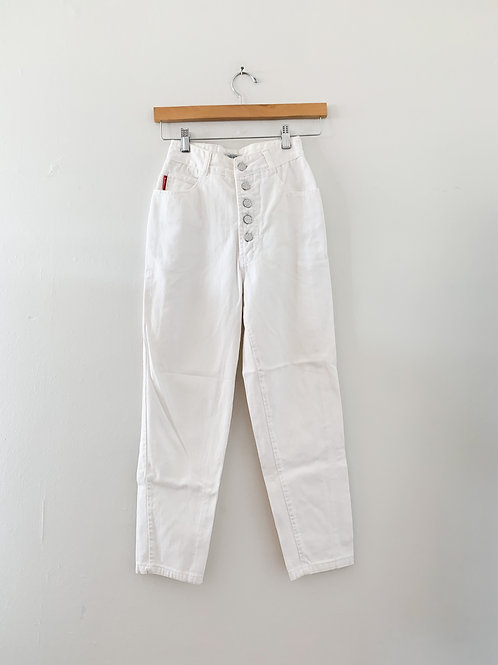 Bongo Button Fly Jeans   24w