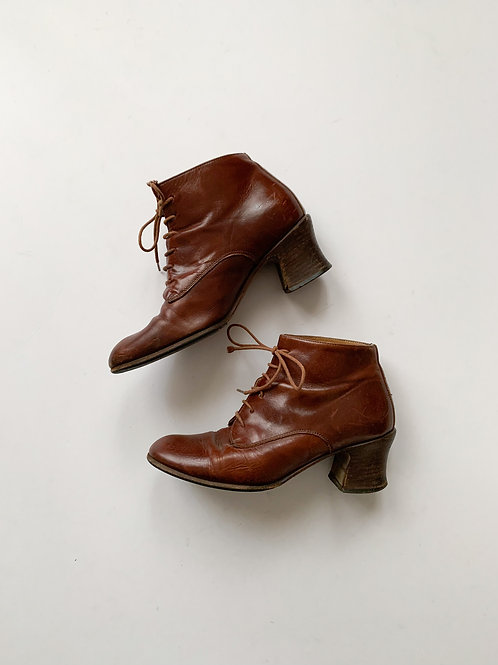 Italian Ankle Boots | US 6