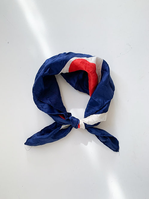 French Dot Scarf