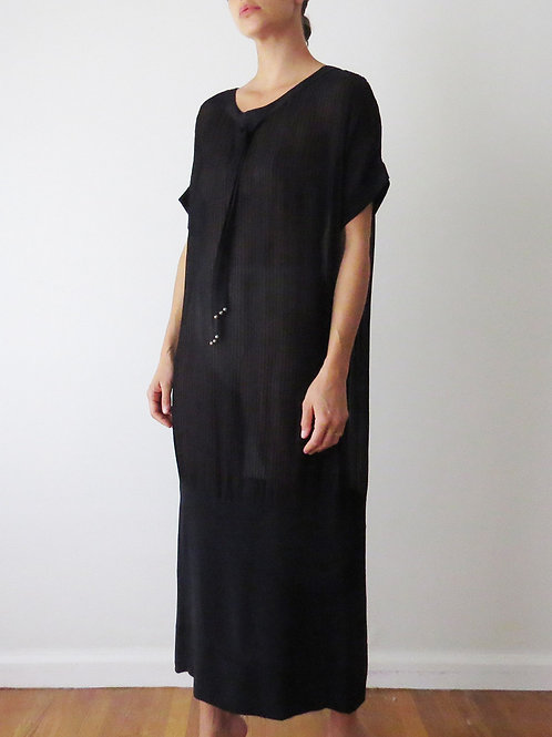 Sheer 1920's Dress