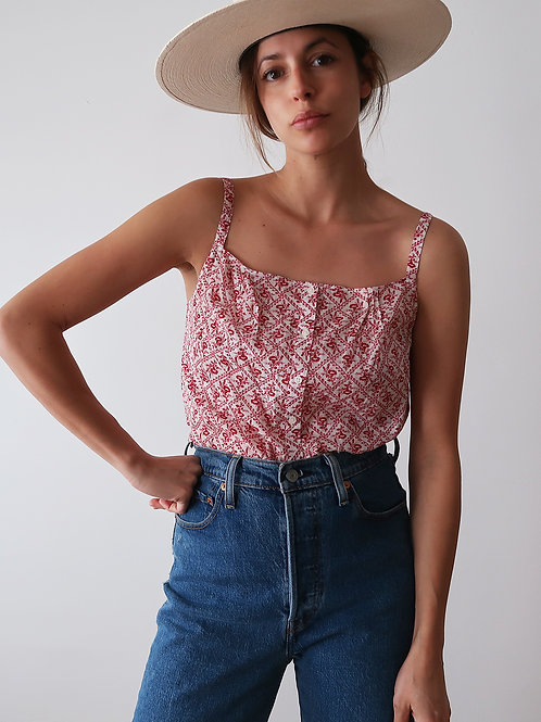Folk Country Camisole