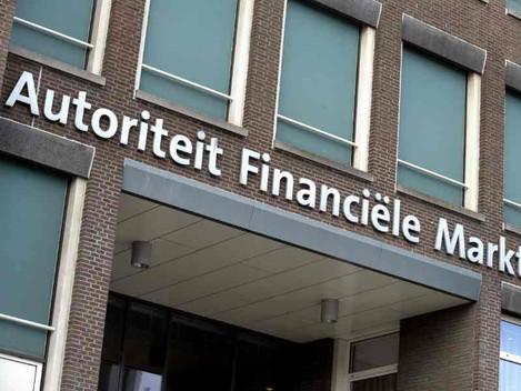 AFM roept financiële sector op: meld incidenten