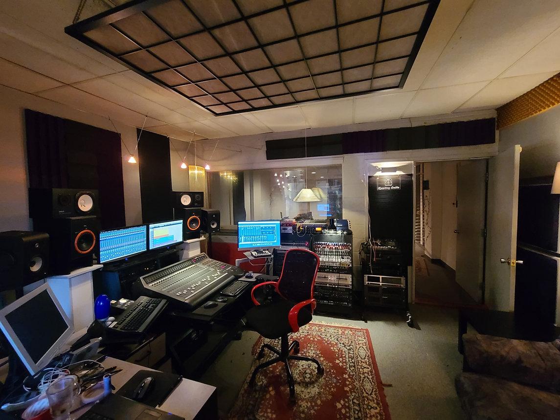 Studio de son, studio enregistrement
